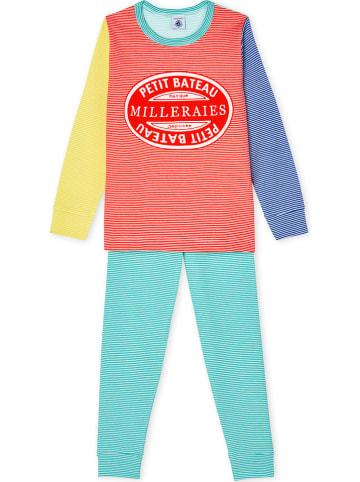 PETIT BATEAU Pyjama meerkleurig