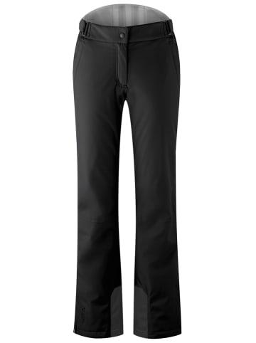 """Maier Sports Spodnie narciarskie """"Steffi"""" w kolorze czarnym"""