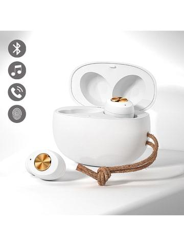 Evetane Bluetooth-In-Ear-Kopfhörer in Weiß