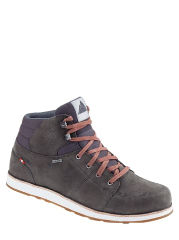 """DACHSTEIN Leren boots """"Hubert GTX"""" grijs"""