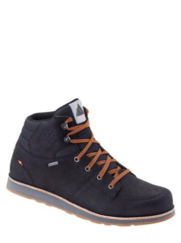 """DACHSTEIN Leren boots """"Hubert GTX"""" donkerblauw"""
