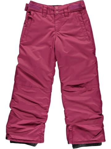 Billabong Spodnie w kolorze jagodowym