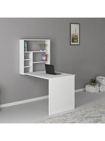 """Evila Bureau """"Sedir"""" wit - (B)154,2 x (H)90 x (D)59 cm"""