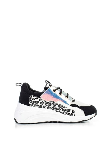 Musk Sneakersy w kolorze czarno-białym