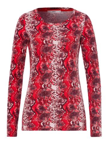BRAX Koszulka w kolorze czerwonym