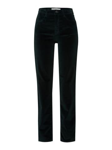 """BRAX Spodnie """"Carola"""" w kolorze ciemnozielonym"""