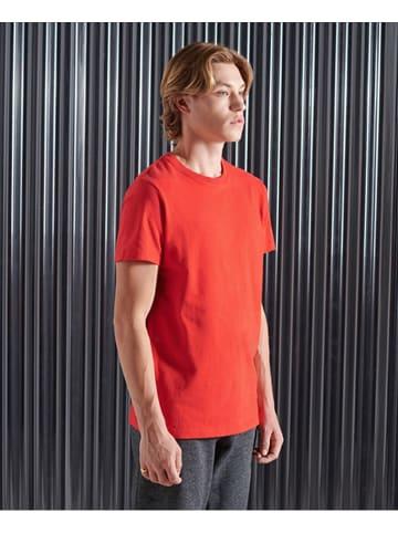 "Superdry Shirt ""Logo Multi"" in Rot"