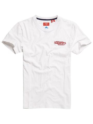 Superdry Koszulka w kolorze białym