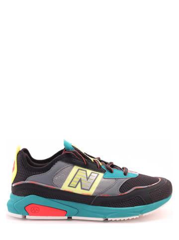 "New Balance Sneakers ""XRacer"" zwart/turquoise"