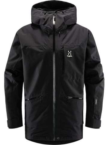 "Haglöfs Funktionsjacke ""Lumi Insulated"" in Schwarz"