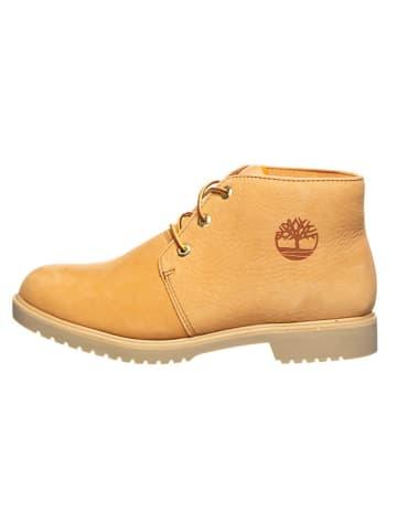 """Timberland Leren boots """"TBL 1973 Newman"""" lichtbruin"""