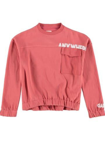 Garcia Sweatshirt in Koralle