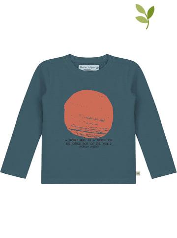 Smitten Organic Koszulka w kolorze morskim