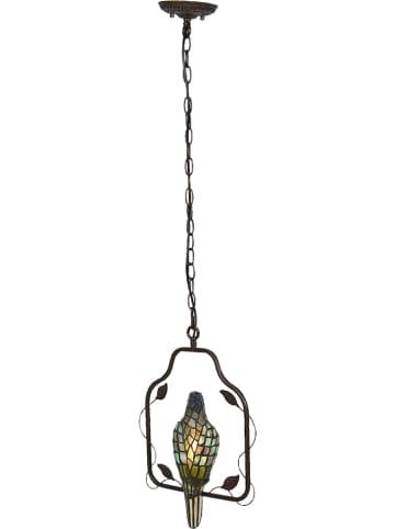 LumiLamp Hängeleuchte in Bunt - (B)26 x (H)40 cm