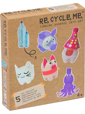 "RE CYCLE ME re-cycle-me-Bastelbox ""Bottle Girls"" - ab 4 Jahren"