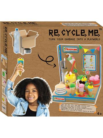 "RE CYCLE ME re-cycle-me-Bastelbox ""Playworld Ice cream shop"" - ab 4 Jahren"