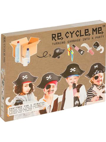 "RE CYCLE ME re-cycle-me-Bastelbox ""Pirate"" - ab 4 Jahren"