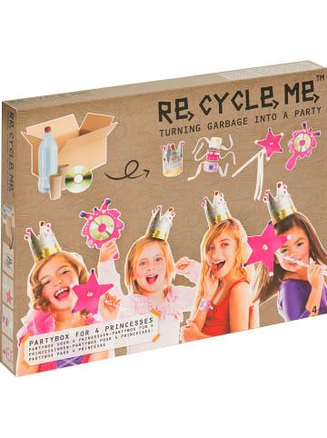 "RE CYCLE ME re-cycle-me-Bastelbox ""Princess"" - ab 4 Jahren"