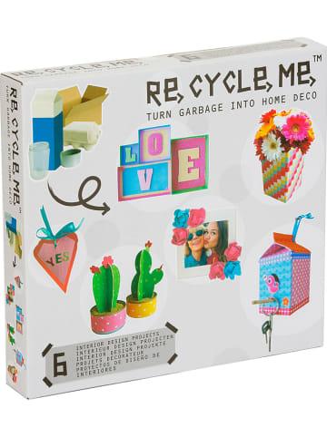 "RE CYCLE ME re-cycle-me-Bastelbox ""Home Deco 1"" - ab 8 Jahren"