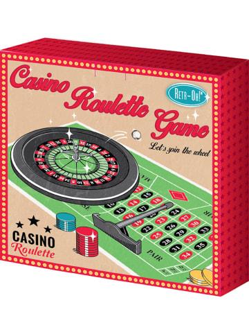 RETR-OH! Roulette-Spiel - ab 4 Jahren