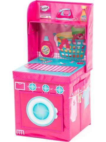 """POP IT UP Speelbox """"Wasmachine"""" - vanaf 3 jaar"""