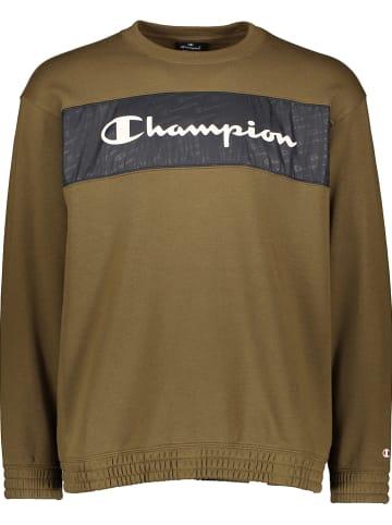 Champion Bluza w kolorze khaki