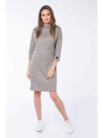 Look Made With Love Sukienka w kolorze jasnoszarym