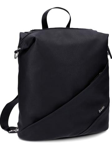 """Zwei Plecak """"Sophie"""" w kolorze czarnym - 30 x 33 x 15 cm"""