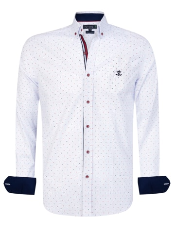 "SIR RAYMOND TAILOR Koszula ""Alvaro"" - Regular fit - w kolorze białym"