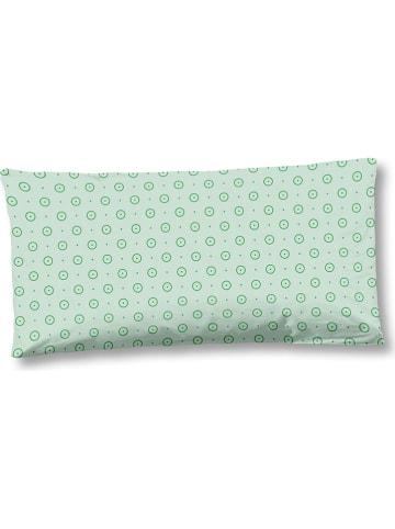 Hip Satijnen kussenhoes groen