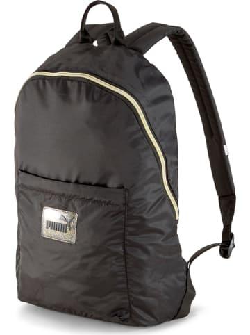 """Puma Plecak """"Core Seasonal"""" w kolorze czarnym - 30 x 42 x 12 cm"""