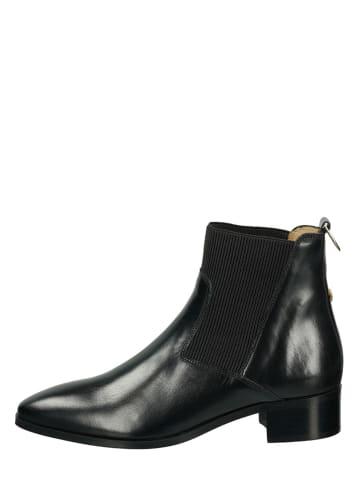 """GANT Footwear Leder-Chelsea-Boots """"Isla"""" in Schwarz"""