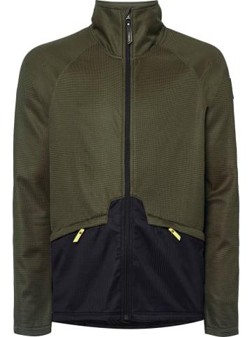 "O'Neill Fleece vest ""Athmos"" kaki/zwart"