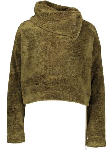 "O'Neill Fleece trui ""Special"" olijfgroen"