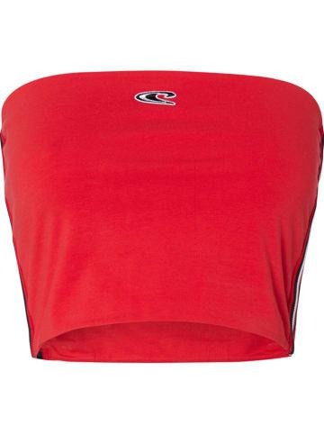 """O'Neill Bandeau """"Sport Stripe"""" in Rot"""