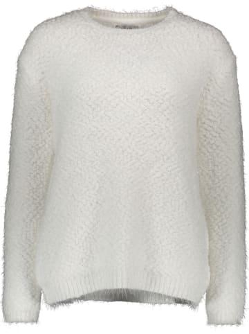 Malvin Pullover in Weiß