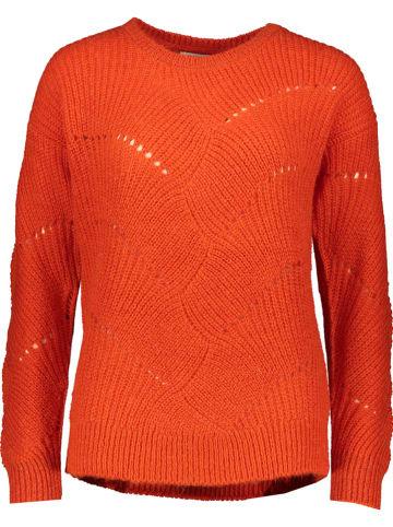 Malvin Pullover in Orange