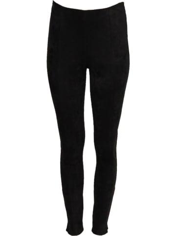 Malvin Spodnie w kolorze czarnym