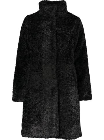 Malvin Płaszcz przejściowy w kolorze czarnym