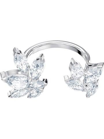 Swarovski Ring mit Swarovski Kristallen