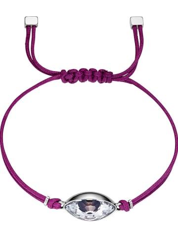 Swarovski Armband mit Swarovski Kristallen in Lila