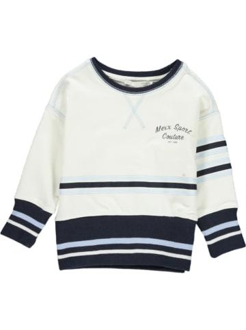 Mexx Bluza w kolorze białym