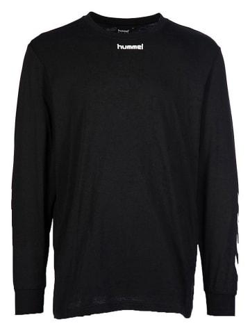 Hummel Koszulka w kolorze czarnym