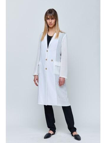 Strenesse Mantel wit