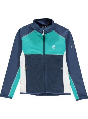 """Dare 2b Fleece vest """"Except"""" blauw"""
