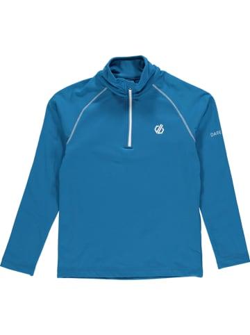 """Dare 2b Functioneel shirt """"Consist II"""" blauw"""