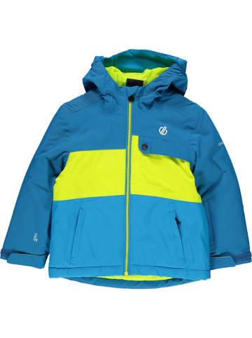 """Dare 2b Ski-/ Snowboardjacke """"Enigmatic"""" in Blau/ Gelb"""