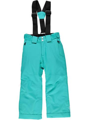 """Dare 2b Spodnie narciarskie """"Outmove II"""" w kolorze turkusowym"""