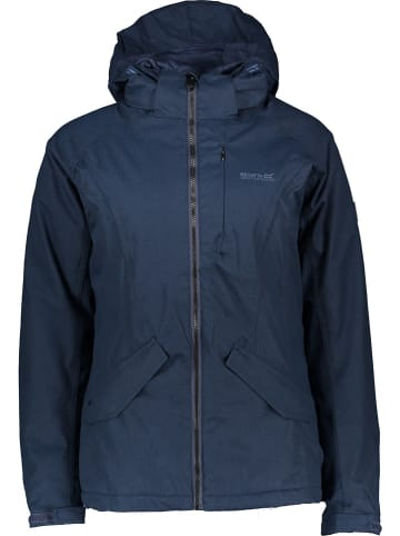 "Regatta Funktionsjacke ""Highside V"" in Dunkelblau"