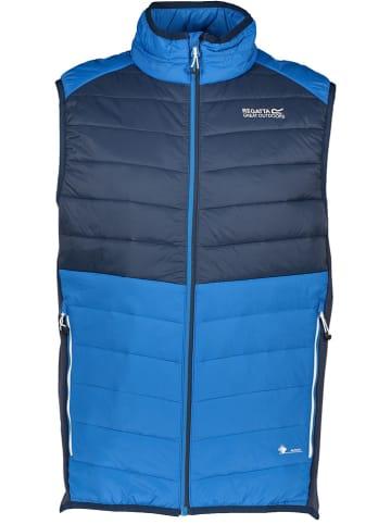 "Regatta Functionele bodywarmer ""Halton"" blauw"